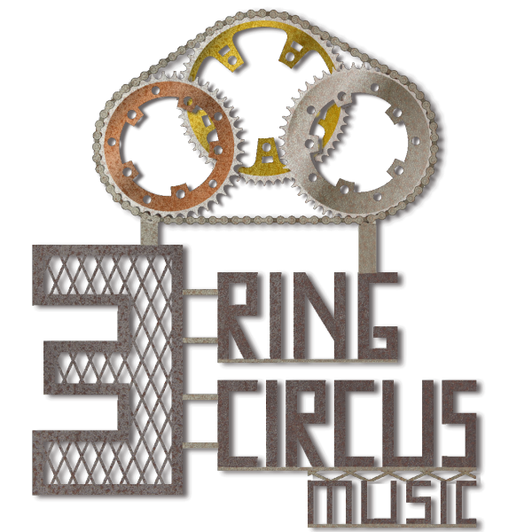 3 Ring Circus-Music clear
